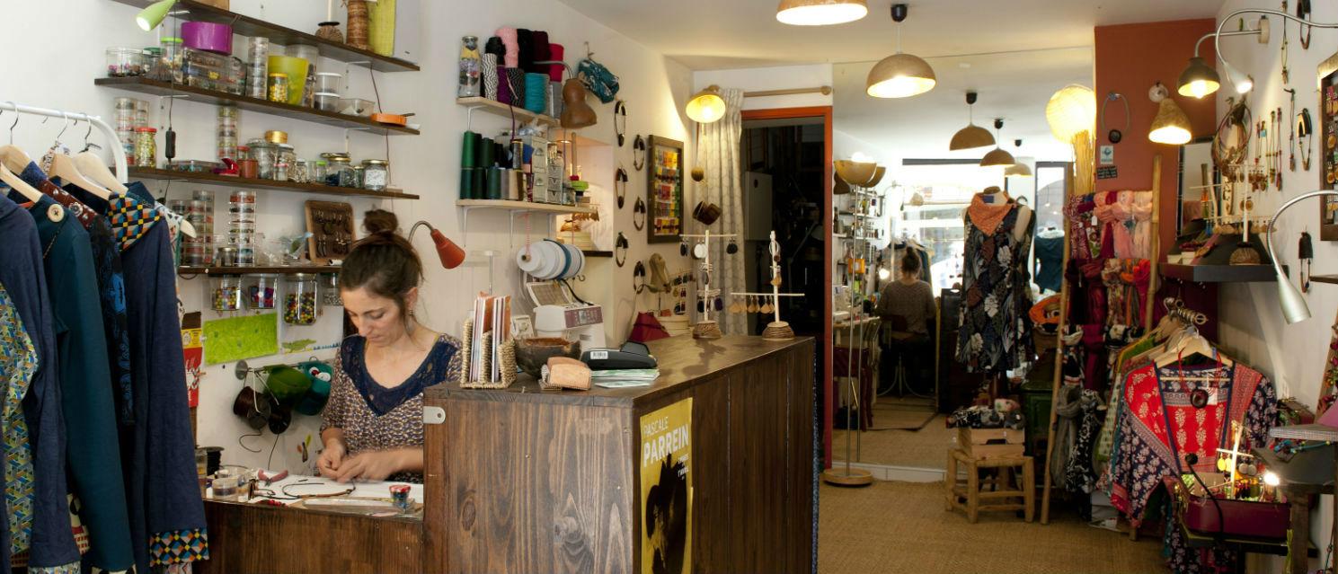 Bijouterie Fantaisie Lyon Atelier Boutique Creation Bijoux Naturels