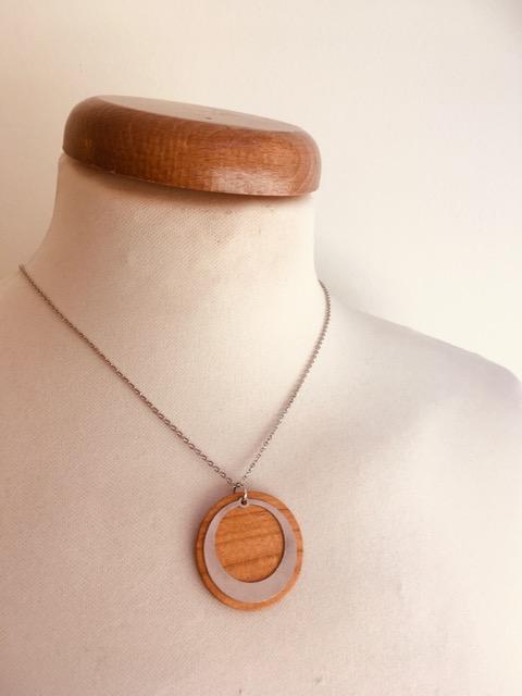 collier chaine fait main lyon