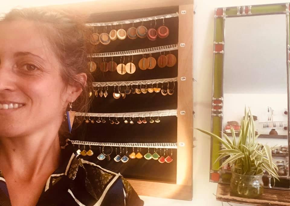 Créatrice bijoux artisanaux