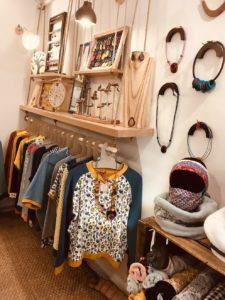 Rootsabaga La Nieta Del Sastre Timoinot boutique de créatrices lyonnaises