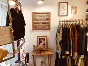Rootsabaga La Nieta del sastre Timoinot boutique de creation lyon atelier boutique croix rousse